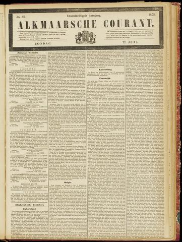 Alkmaarsche Courant 1879-06-22