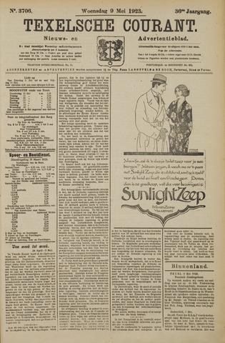 Texelsche Courant 1923-05-09