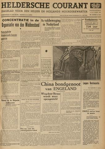 Heldersche Courant 1940-10-03