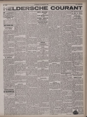 Heldersche Courant 1916-08-19