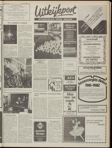 Uitkijkpost : nieuwsblad voor Heiloo e.o. 1981-01-28