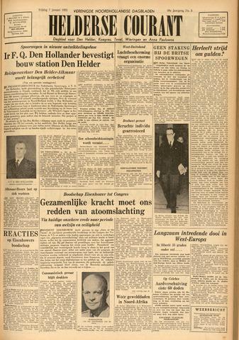 Heldersche Courant 1955-01-07