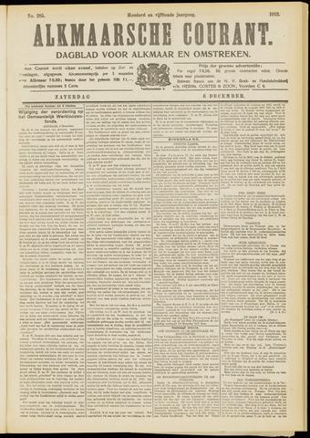 Alkmaarsche Courant 1913-12-06