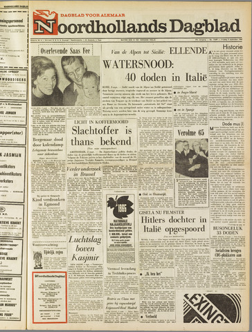 Noordhollands Dagblad : dagblad voor Alkmaar en omgeving 1965-09-03