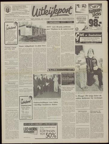 Uitkijkpost : nieuwsblad voor Heiloo e.o. 1991-03-20