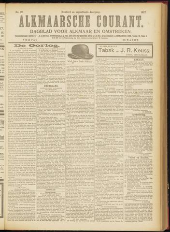 Alkmaarsche Courant 1917-03-23