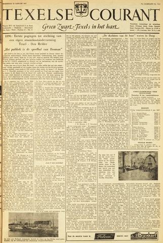 Texelsche Courant 1957-01-16