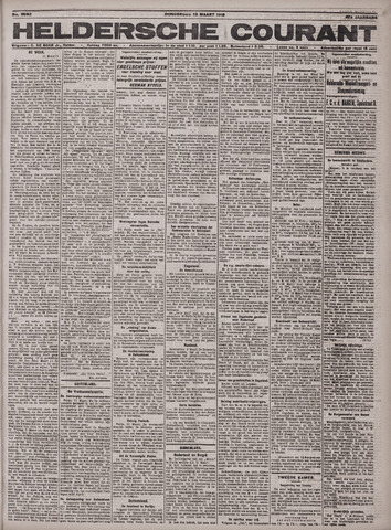 Heldersche Courant 1919-03-13