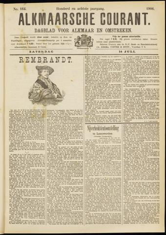 Alkmaarsche Courant 1906-07-14