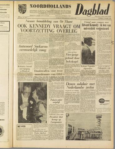 Noordhollands Dagblad : dagblad voor Alkmaar en omgeving 1962-03-31