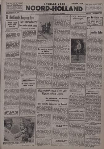 Dagblad Noord-Holland, Schager editie 1942-11-06