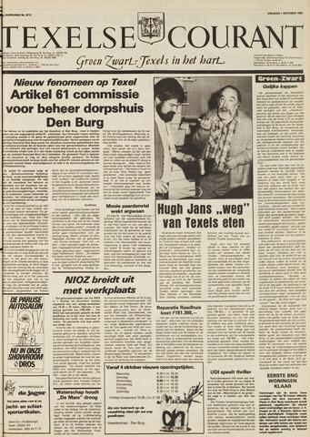 Texelsche Courant 1982-10-01
