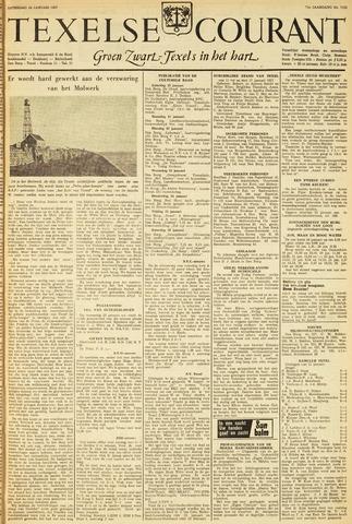 Texelsche Courant 1957-01-19
