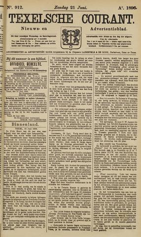 Texelsche Courant 1896-06-21