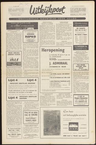 Uitkijkpost : nieuwsblad voor Heiloo e.o. 1966-05-26
