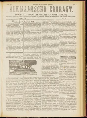 Alkmaarsche Courant 1915-05-08