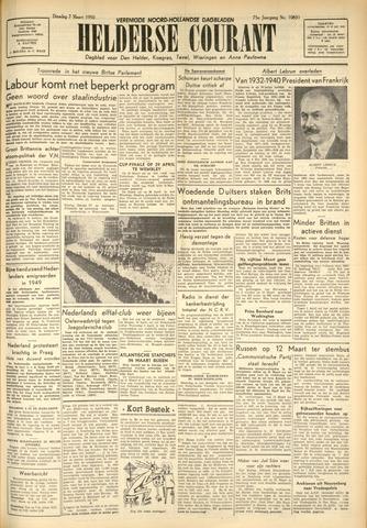 Heldersche Courant 1950-03-07