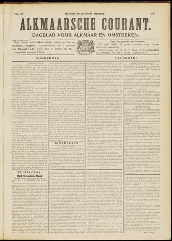 Alkmaarsche Courant 1911-02-02