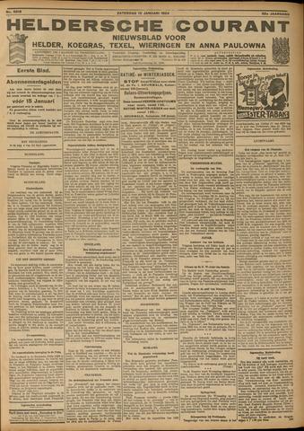 Heldersche Courant 1924-01-12