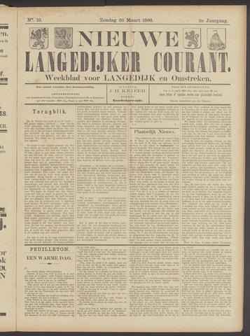 Nieuwe Langedijker Courant 1893-03-26