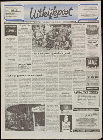 Uitkijkpost : nieuwsblad voor Heiloo e.o. 2001-04-25