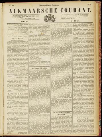 Alkmaarsche Courant 1879-07-20