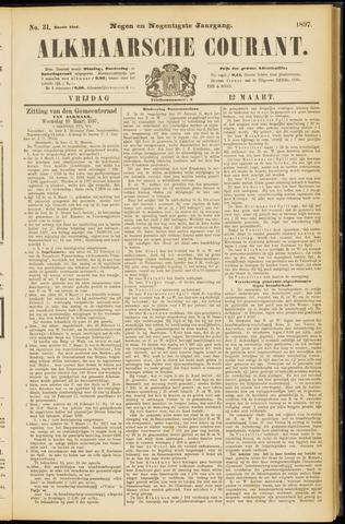 Alkmaarsche Courant 1897-03-12