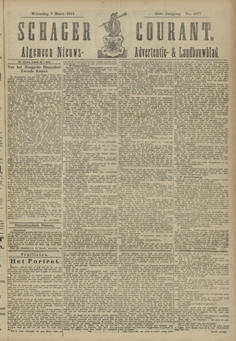 Schager Courant 1911-03-08