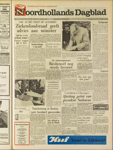 Noordhollands Dagblad : dagblad voor Alkmaar en omgeving 1967-03-08