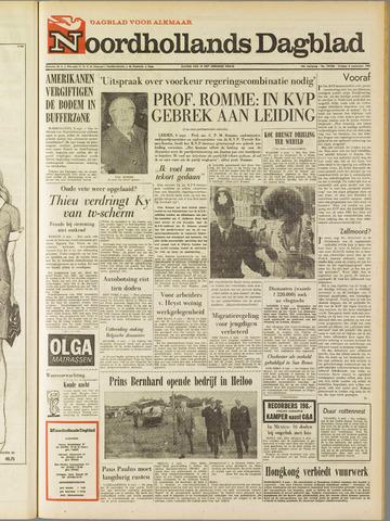 Noordhollands Dagblad : dagblad voor Alkmaar en omgeving 1967-09-08
