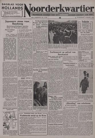 Dagblad voor Hollands Noorderkwartier 1942-03-04