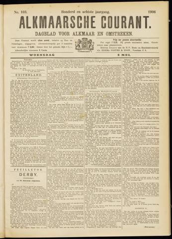 Alkmaarsche Courant 1906-05-02