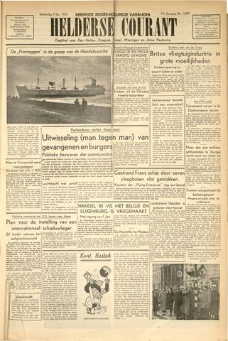 Heldersche Courant 1952-01-03