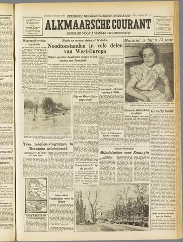 Alkmaarsche Courant 1955-01-18