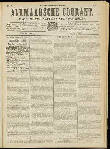 Alkmaarsche Courant 1912-01-20