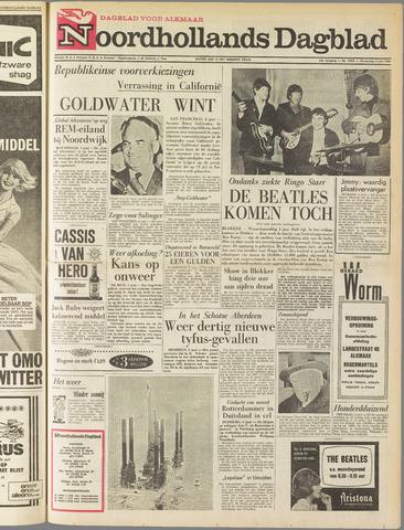 Noordhollands Dagblad : dagblad voor Alkmaar en omgeving 1964-06-04