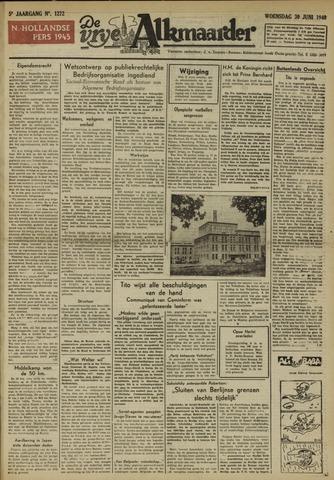 De Vrije Alkmaarder 1948-06-30