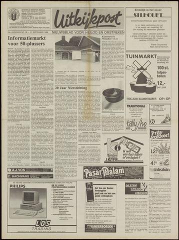 Uitkijkpost : nieuwsblad voor Heiloo e.o. 1988-09-21
