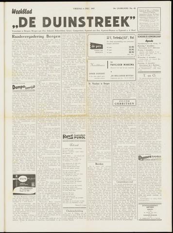 De Duinstreek 1957-12-06