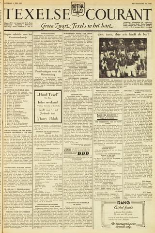 Texelsche Courant 1953-07-11