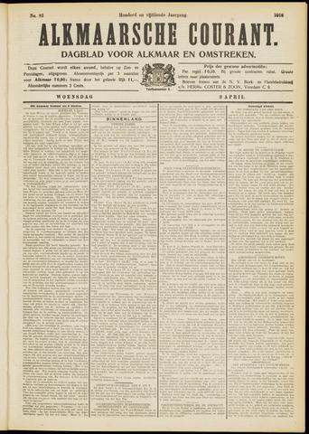 Alkmaarsche Courant 1913-04-09