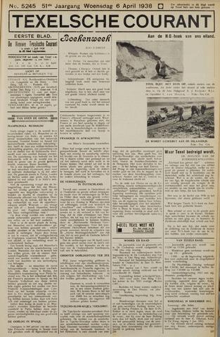 Texelsche Courant 1938-04-06