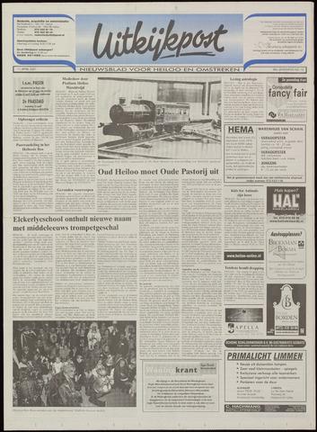 Uitkijkpost : nieuwsblad voor Heiloo e.o. 2001-04-11