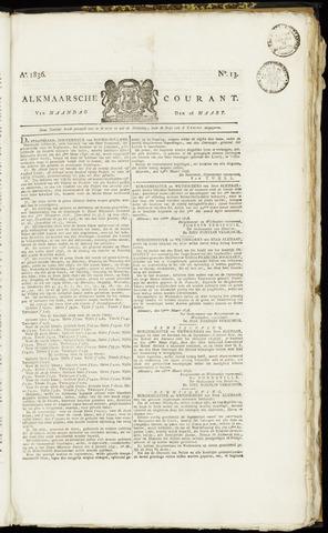 Alkmaarsche Courant 1836-03-28
