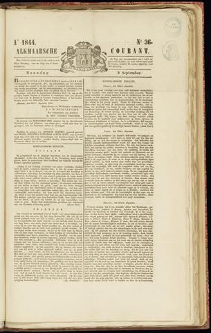 Alkmaarsche Courant 1844-09-02