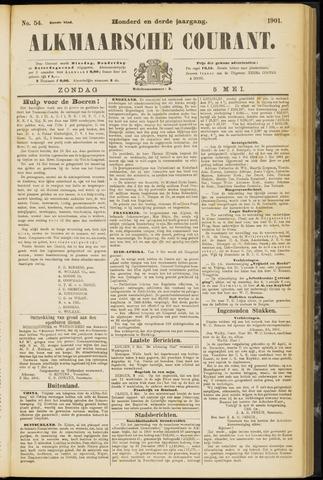 Alkmaarsche Courant 1901-05-05