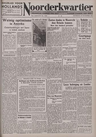 Dagblad voor Hollands Noorderkwartier 1941-11-29