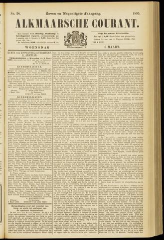 Alkmaarsche Courant 1895-03-06