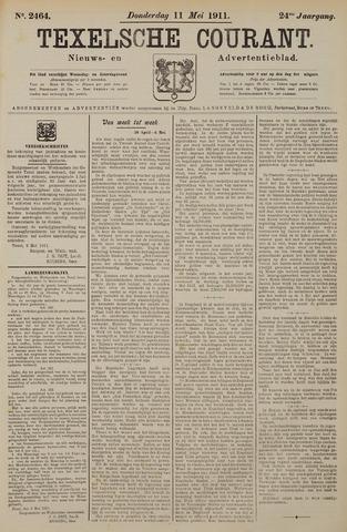 Texelsche Courant 1911-05-11