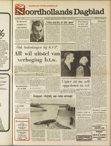 Noordhollands Dagblad : dagblad voor Alkmaar en omgeving 1969-10-08